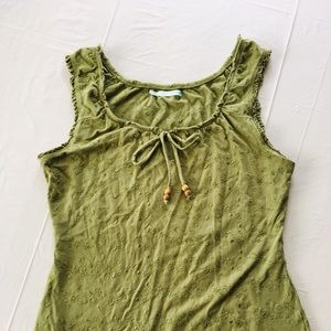 Maurices Garden Tank Top